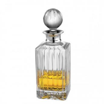 Linear Cut Spirit Decanter